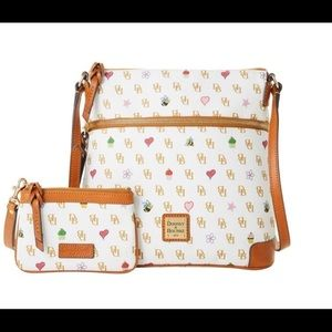 Dooney and Bourke GRETTA CROSSBODY & WRISTLET